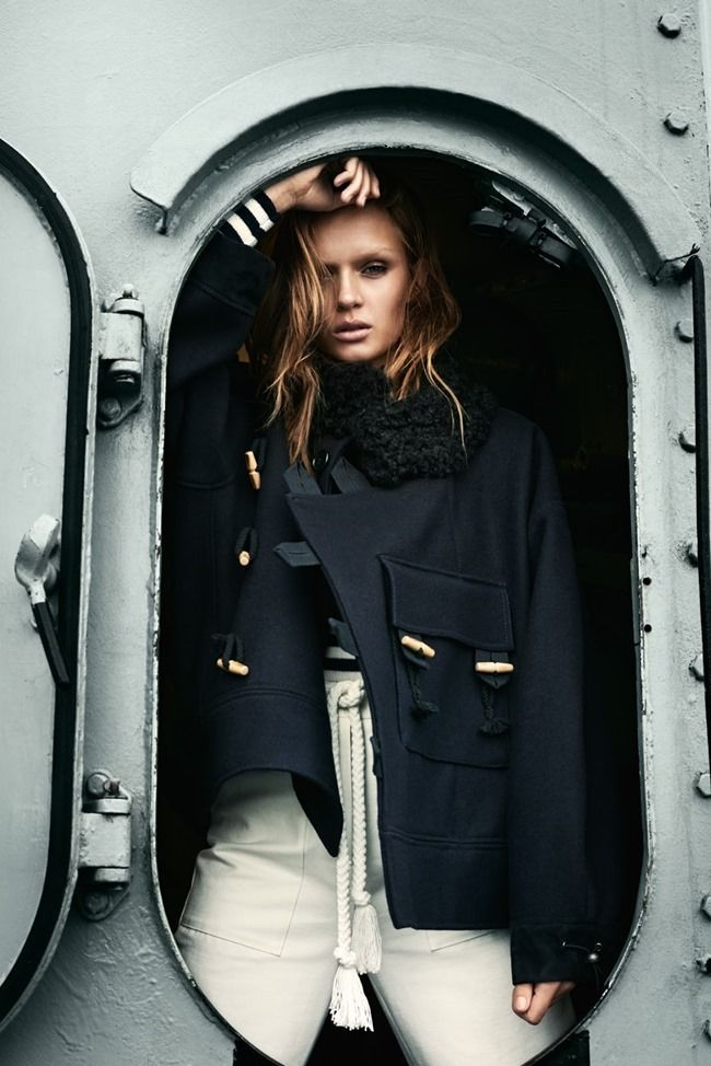 ELLE DENMARK Josephine Skriver by Henrik Bulow. Kathrine Agger, October 2015, www.imageamplified.com, Image Amplified (12)