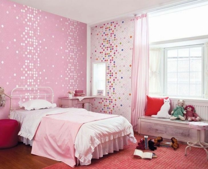 Beautiful Pink Romantic Bedroom Designs | For my girls ...