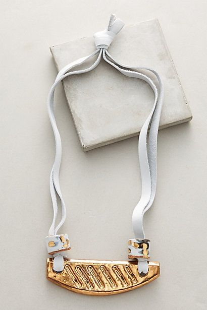 Sulis Pendant Necklace #anthropologie