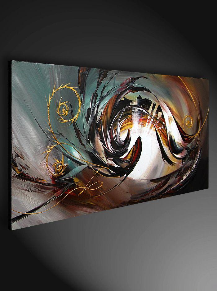 bild leinwand abstrakt zeitgen ssische galeriekunst von dieu sulveron inspire art galerie. Black Bedroom Furniture Sets. Home Design Ideas