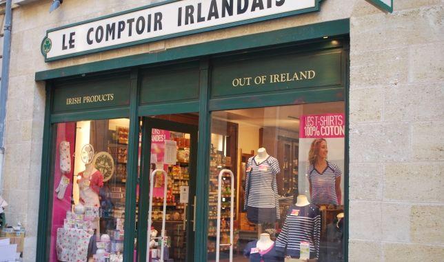 Le Comptoir Irlandais Bordeaux Comptoir Irlandais Epicerie Anglaise Cuisine Britannique