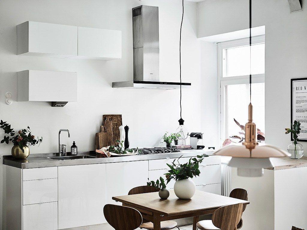 Amplitud con blancos y neutros | Techos altos, Decoracion pisos ...