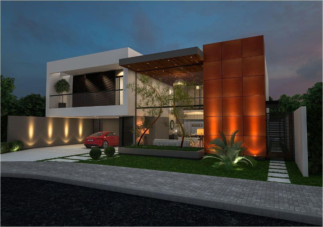 Imagen relacionada casasminimalistasprojeto arq for Fachadas de casas interiores