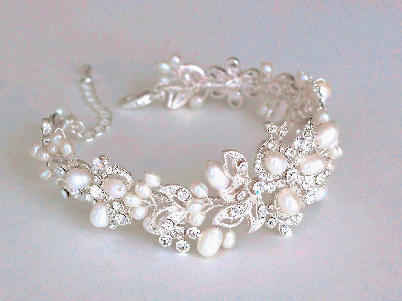 Wedding Bracelet Pearl