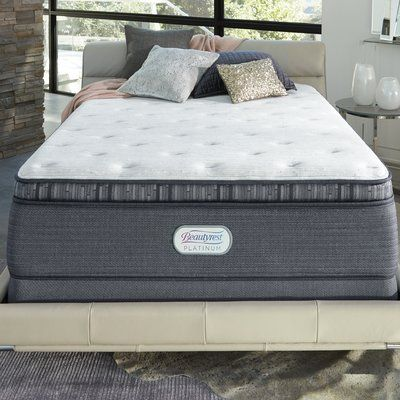 Simmons Beautyrest Beautyrest Platinum 15 Pillow Top Innerspring