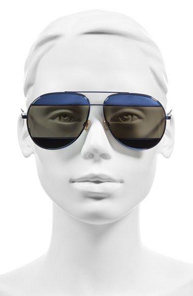 1a403ea10838 Dior Split 59 mms aviator sunglasses