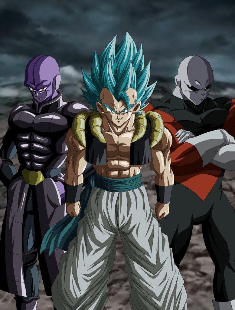 Hit Gogeta Y Jiren Dragon Ball Art Dragon Ball Super Dragon Ball Super Manga