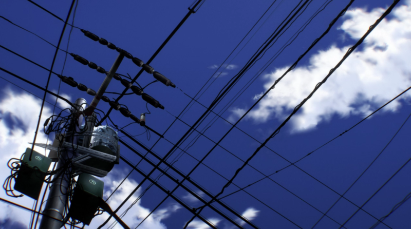 Why Is Anime Obsessed With Power Lines How To Take Photos Anime Anime Art Beautiful