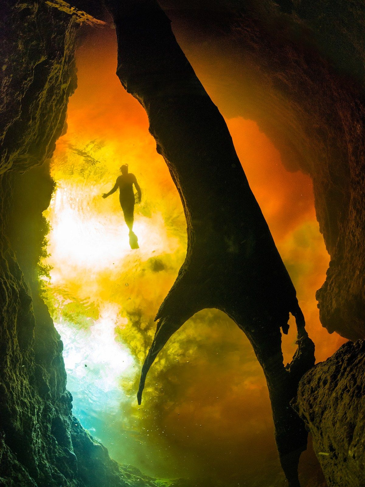 11 Hauntingly Beautiful Underwater Sites Underwater