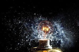 What Causes Light Bulbs To Explode Hunker Bulb Light Bulbs