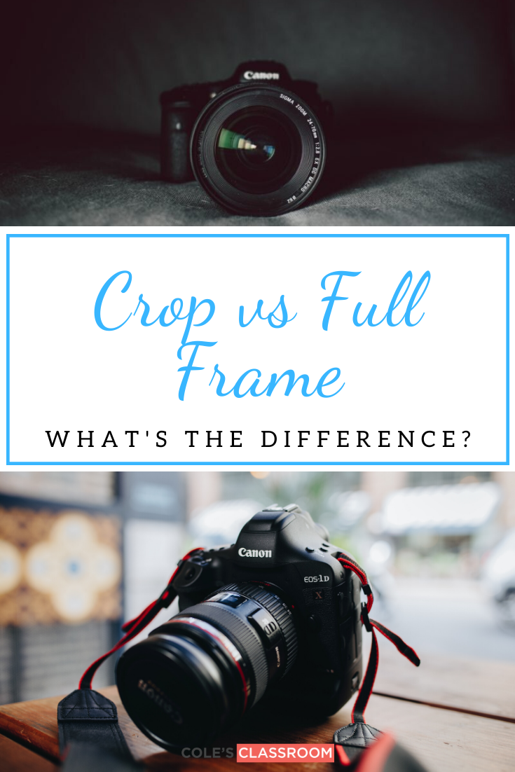 Crop Vs Full Frame Which Camera Do You Need