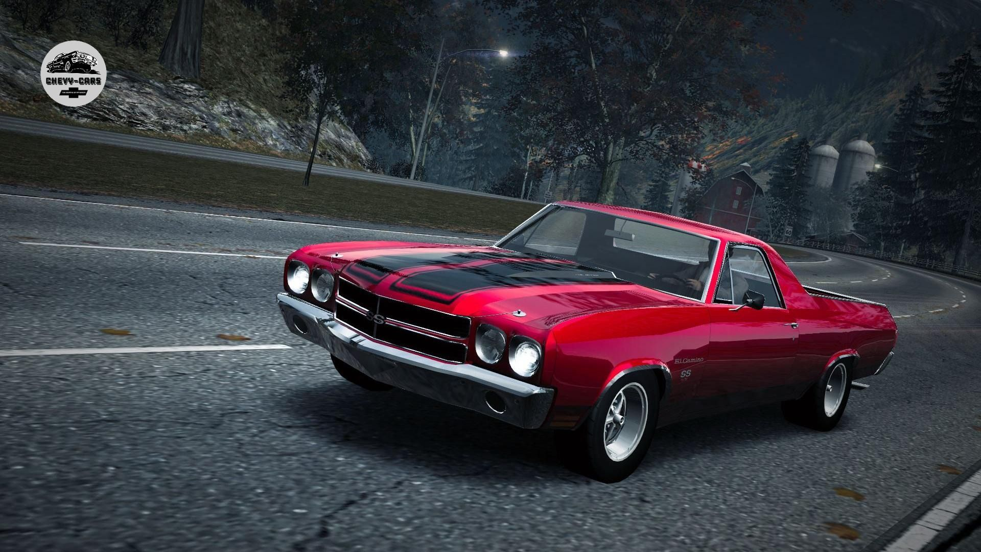 Retro Chevy El Camino In 2020 Chevy El Camino Chevy Cars For