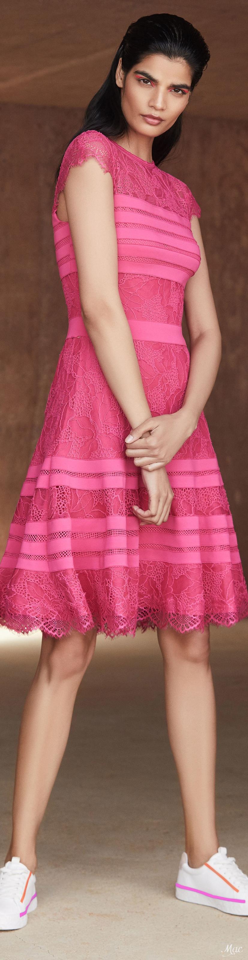 Resort 2019 Tadashi Shoji   Dresses 2018   Pinterest   Tela, Blusas ...