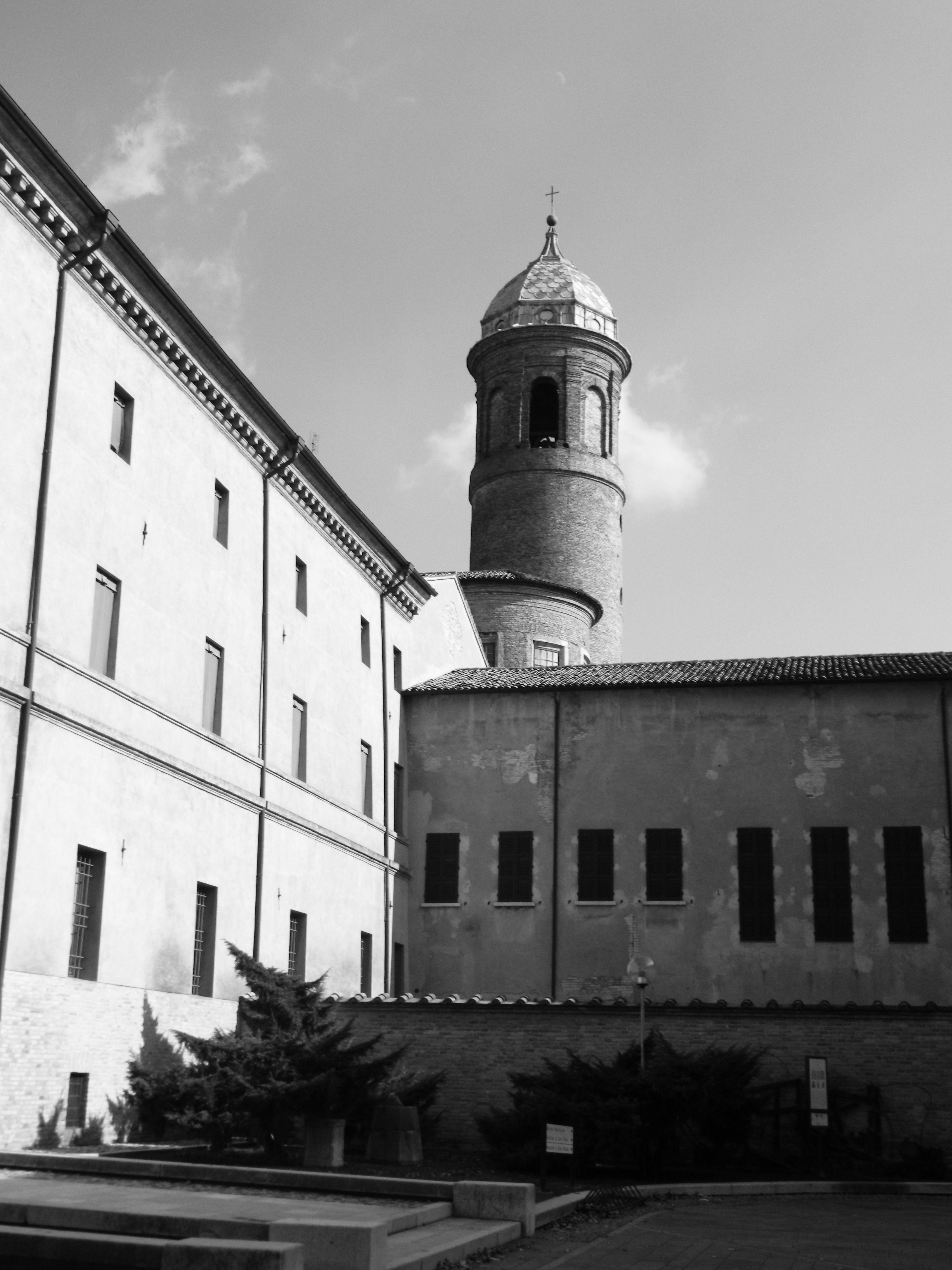 The Museum of San Vitale, Ravenna, Romagna!