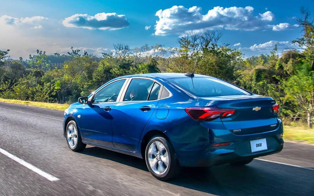 Asi Es El Nuevo Chevrolet Onix 2020 Onix Porta Malas Carros