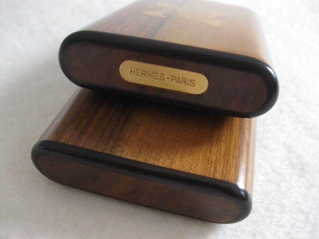 Hermes Cigars Cases Vintage Hermes Cigar Case Sigary