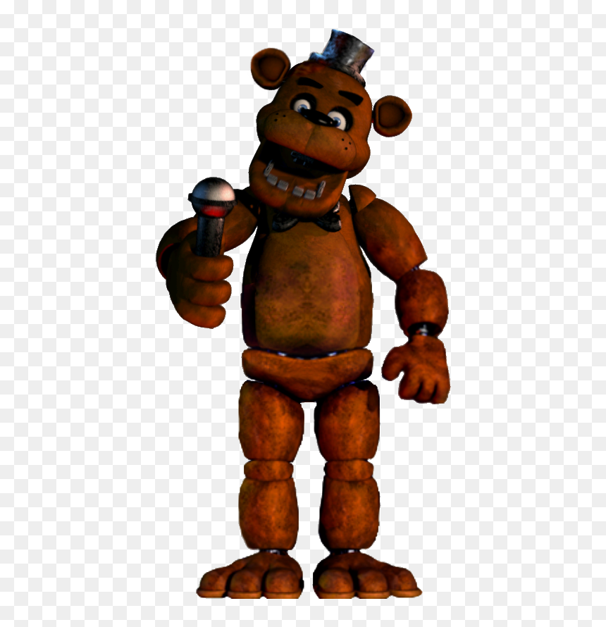 Fnaf 1 Freddy Fazbear Png Download Five Nights At Freddy S Full Body Transparent Png Is Pure And Creative Png Image Uploa In 2021 Freddy Fazbear Freddy Five Night