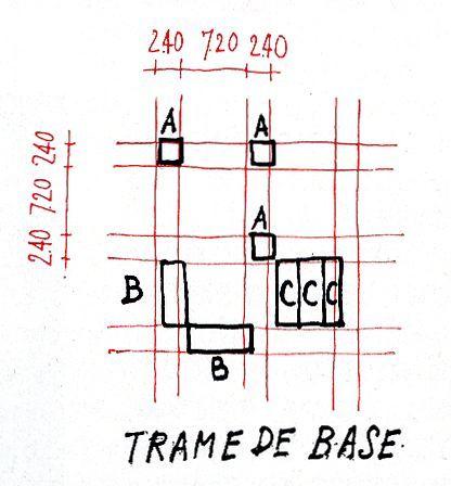 Universität Zurich, Switzerland Heinrich Stickler, Jacob Zweifel. Competition 1966 Source:Architecture d'Aujourd'huin. 137