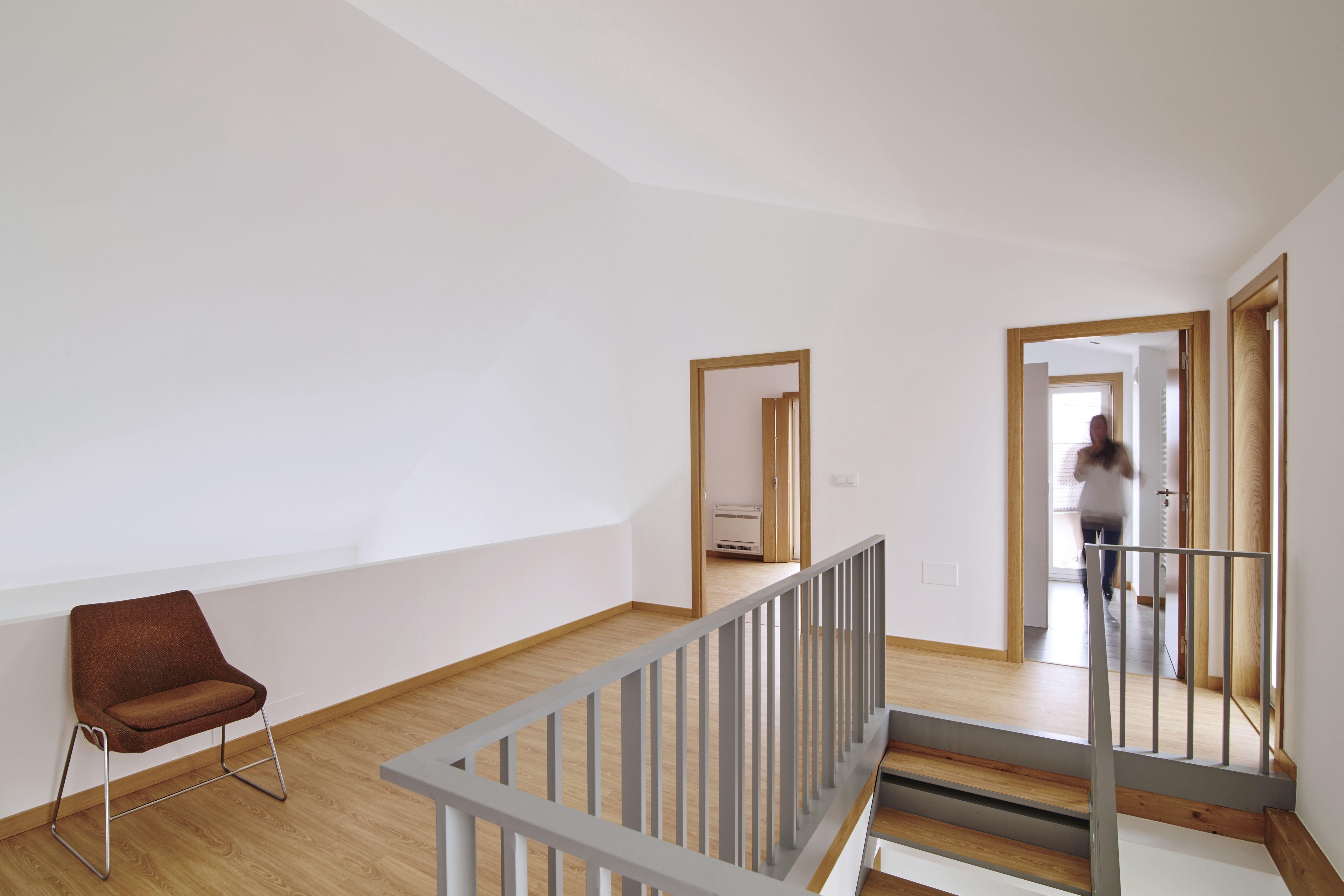 Vivienda unifamiliar en Cela, Bueu. Sra. Farnsworth Estudio de Arquitectura y Diseño. Fotógrafo Pablo Senra.