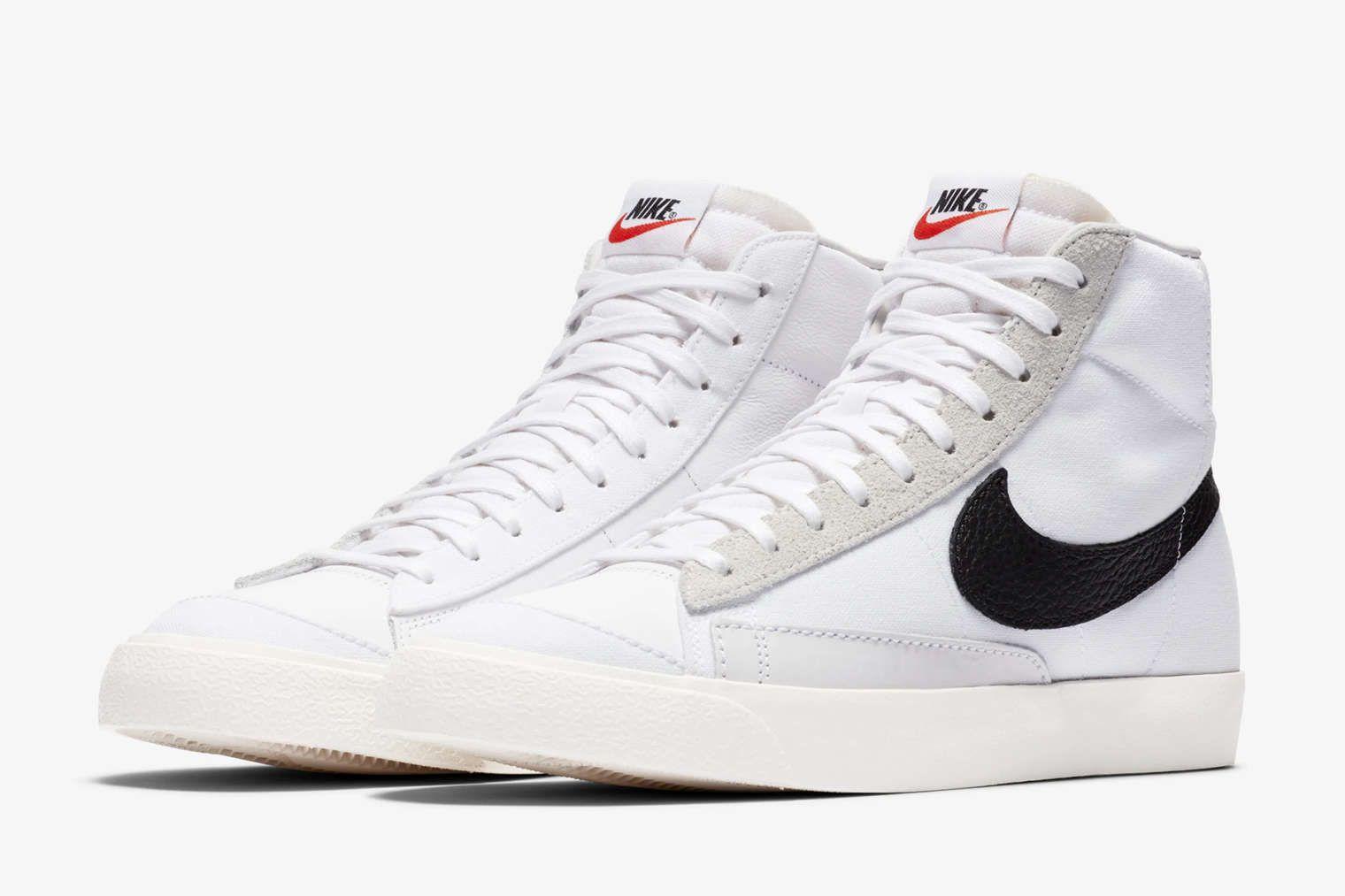 f47d484f492e Slam Jam x Nike Blazer Mid 77 Vintage - EUKICKS