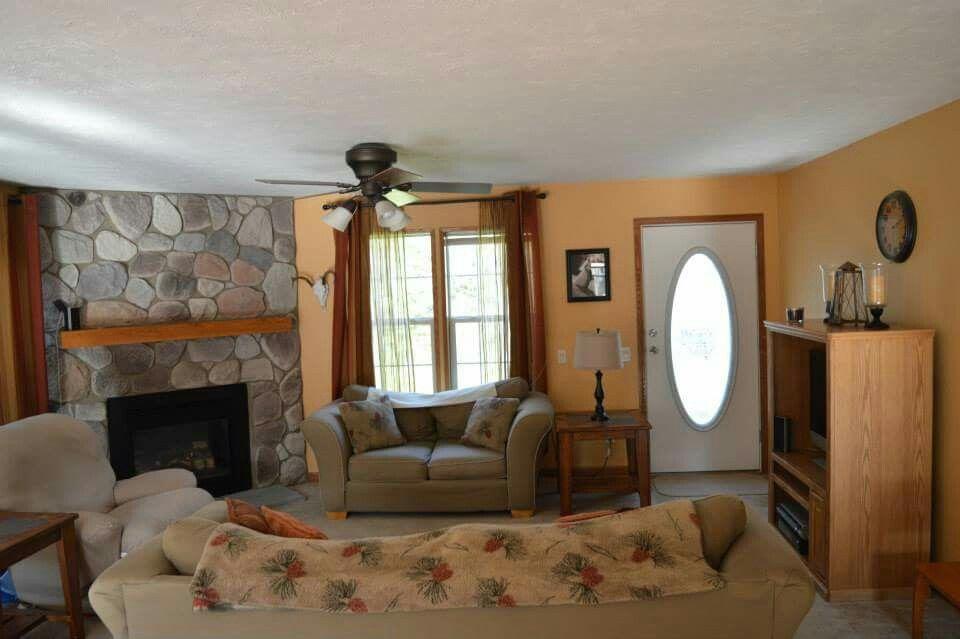 Living area open