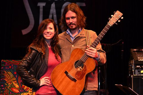In what has become something of a tradition, let us look back at The Civil Wars 2011 Valentine's Day visit to Mountain Stage.