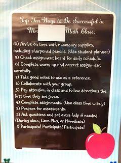 Middle School Math Rules!: Finally posting my Vista Print order