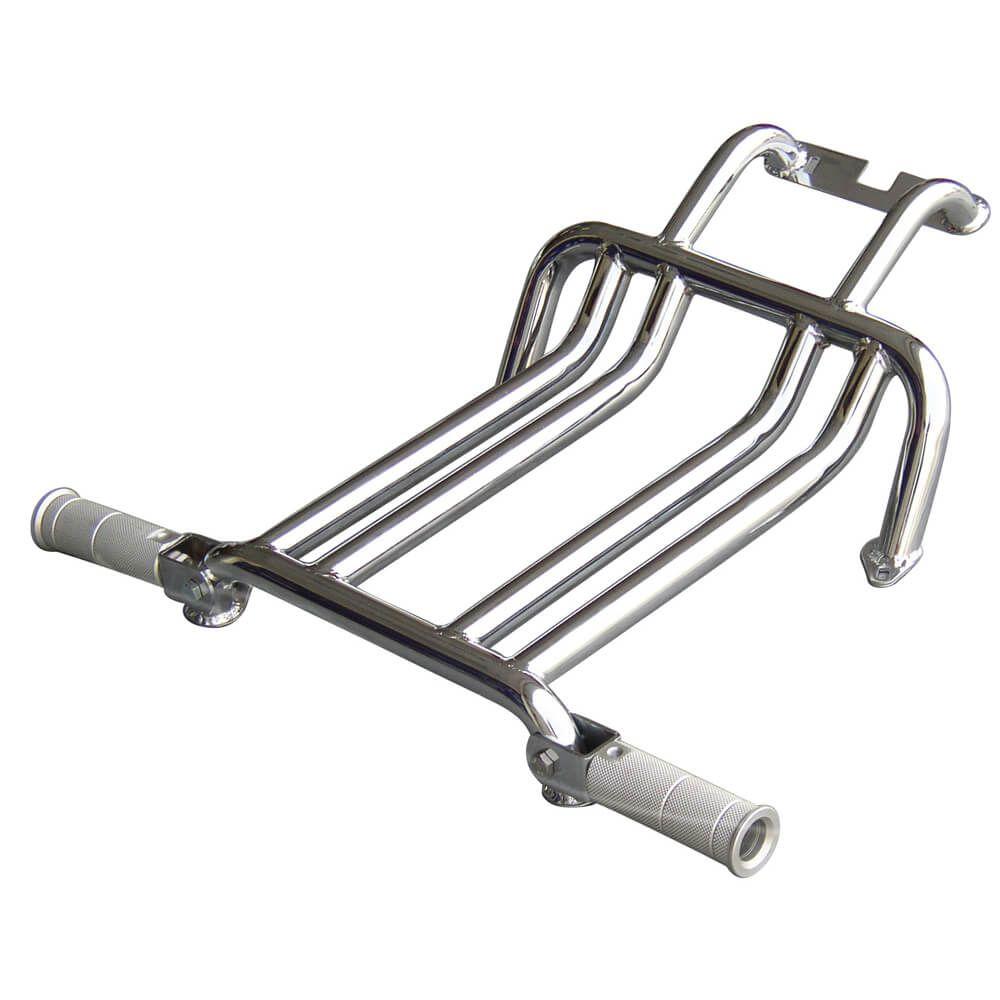 NCY Foot Rest (Chrome); Honda Ruckus | Honda Ruckus Parts ...