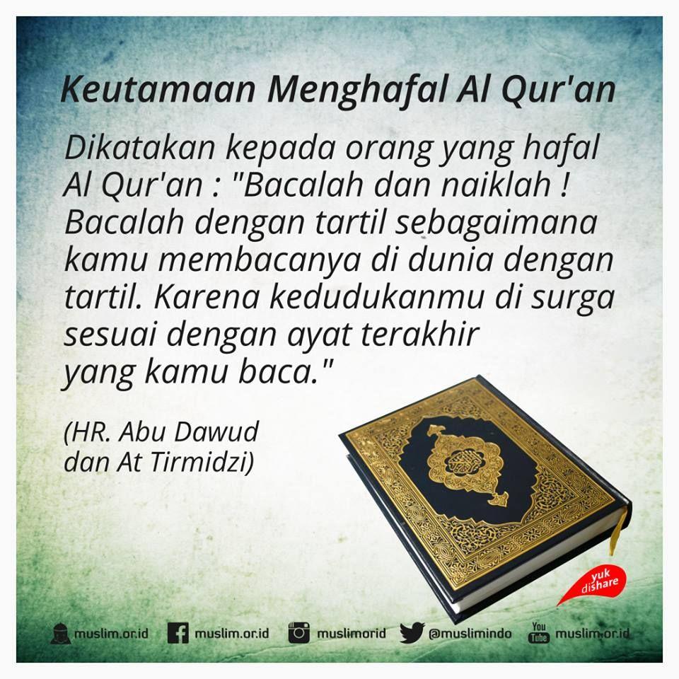 Hasil gambar untuk muslim.or.id alquran