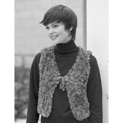 Free Easy Women's Vest Knit Pattern | Knitting patterns ...