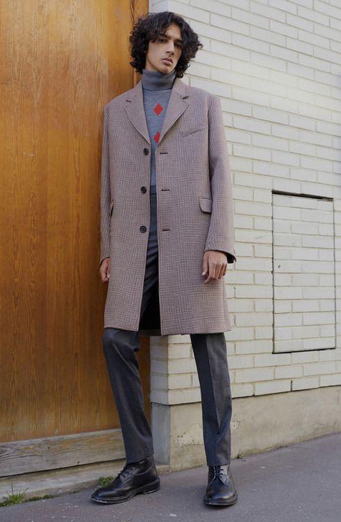 Paul & Joe FW17.  menswear mnswr mens style mens fashion fashion style paulandjoe campaign lookbook