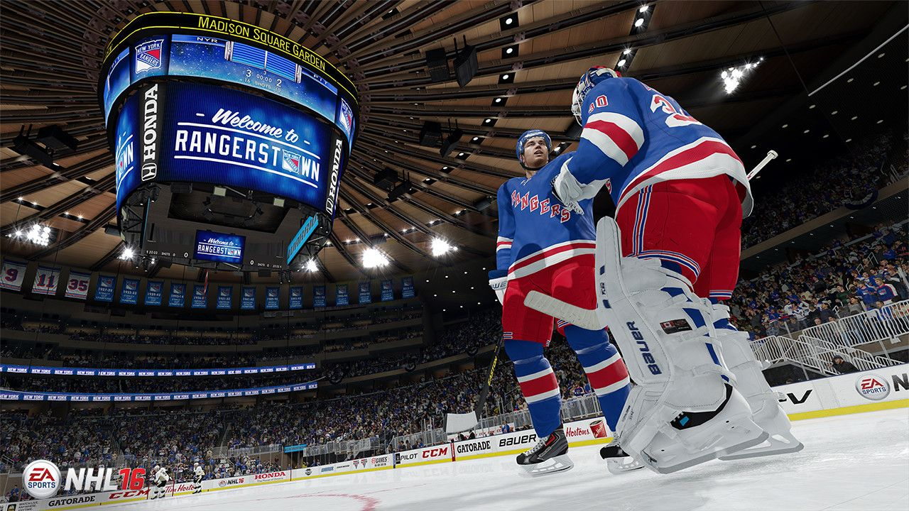 New Games Nhl 16 Ps4 Xbox One Xbox One News Games Nhl