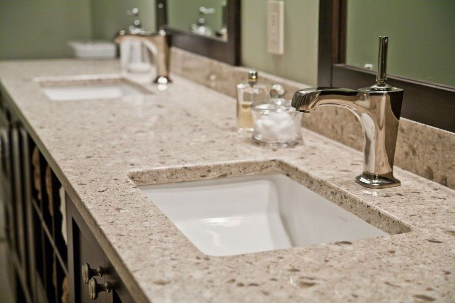Tips On Choosing Bathroom Countertops That Fit Your Bathroom