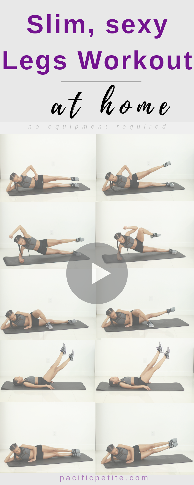 Pin On Workout For Legs Thighs Get Slim Legs And Reach Healthy Workout Goals