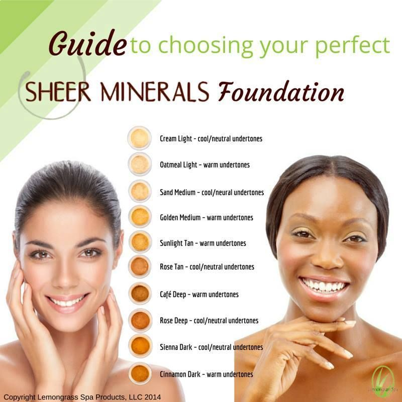 I adore our Sheer Minerals!  My skin has never looked better and the coverage is fantastic!