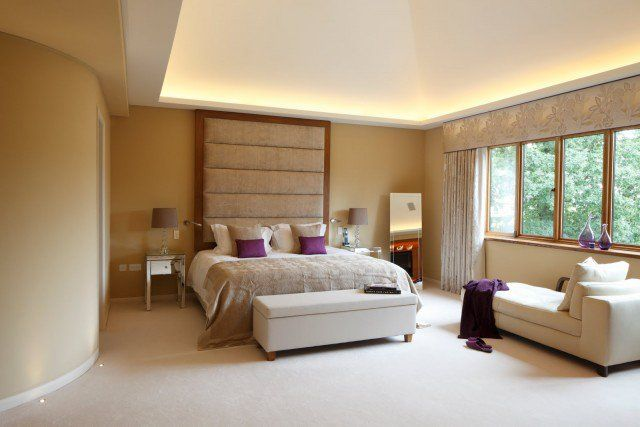 Schlafzimmer Ideen Für Frauen, Luxusschlafzimmer, Kleine Schlafzimmer,  Luxus Schlafzimmermöbel, Cremefarbene Möbel, Traum Schlafzimmer,  Schlafzimmersofa, ...