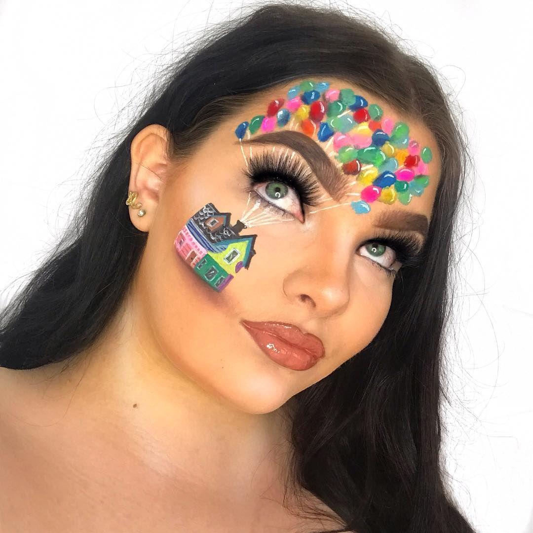 Take Your Creativity Higher🎈 Disney makeup, Disney eye