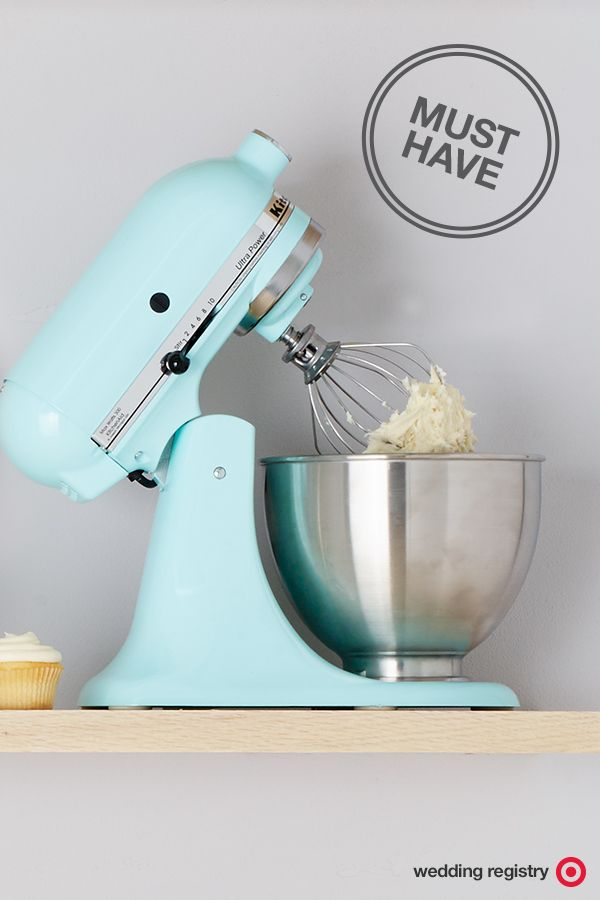 The Kitchenaid Stand Mixer Is A Wedding Registry Icon And For Good
