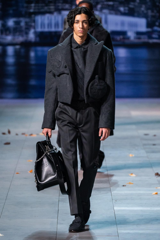 Louis Vuitton Fall 2019 Menswear Fashion Show
