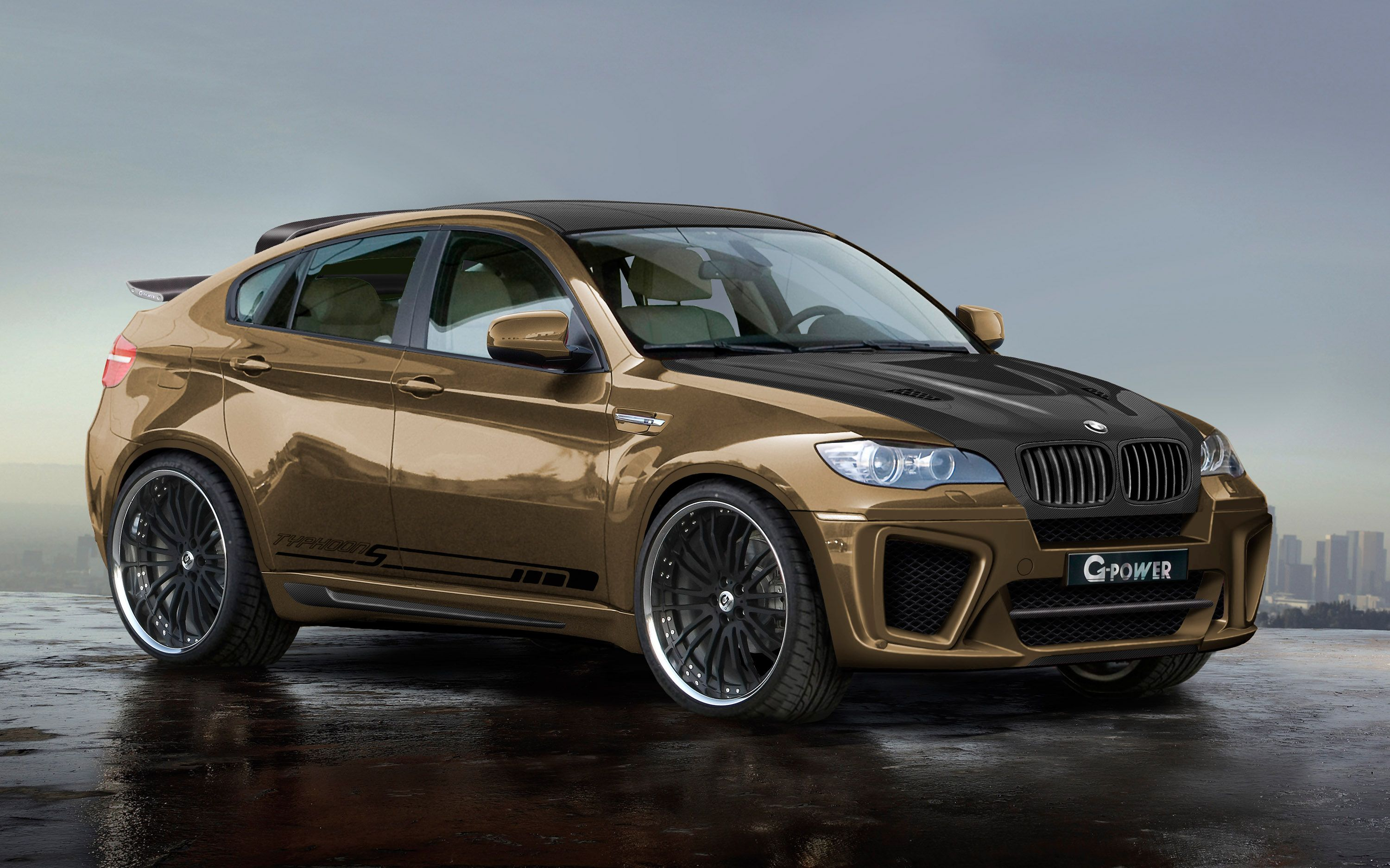 G Power Bmw X5 M And X6 M Bmw X6 Bmw Bmw Wallpapers