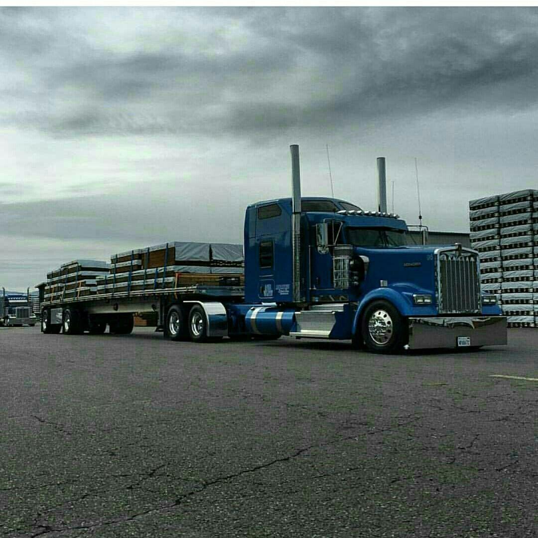 Big Truck Big trucks, Big rig trucks, Semi trucks