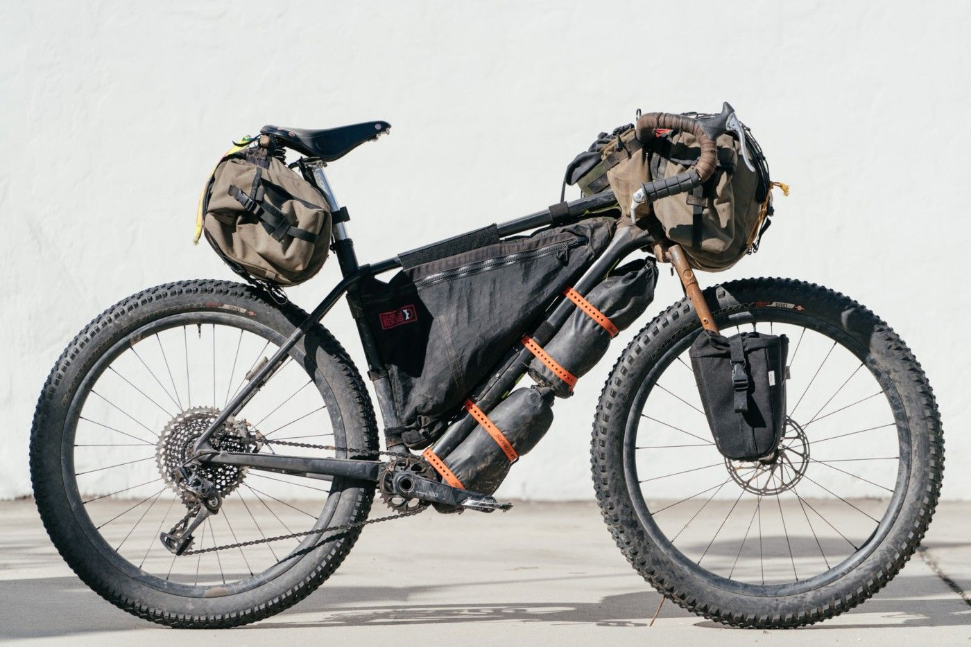 Benedict S 2020 S Works Fuse Ultra Baja Buggie Bike Camping