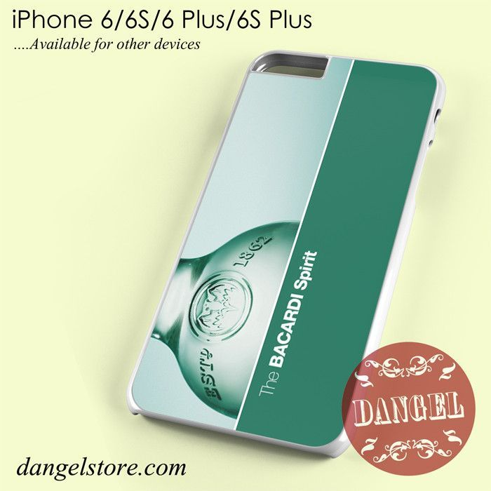Bacardi Spirit Phone case for iPhone 6/6s/6 Plus/6S plus