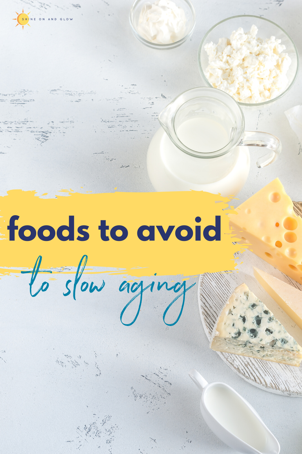 Avoid These 5 Surprising Foods And Help Slow Down Aging