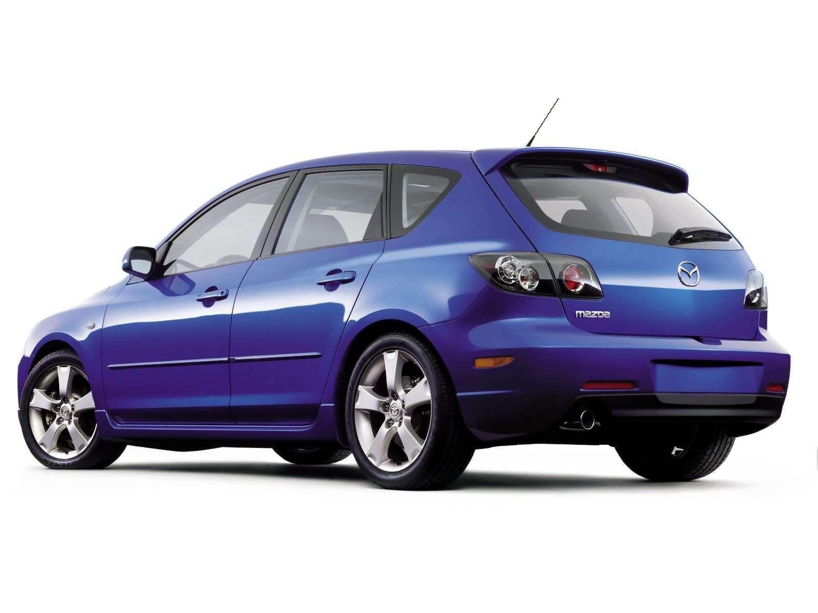 2004 Mazda 3 Hatchback >> 2004 Mazda3 Hatchback We Got The 3 After The Protege Got