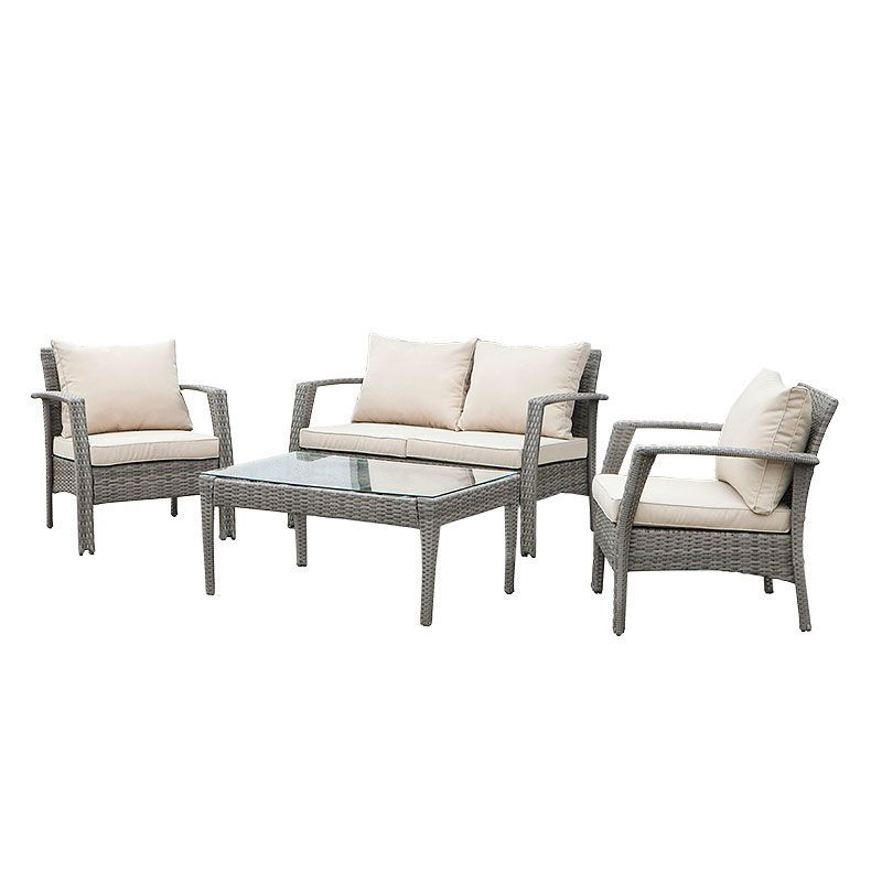 London Drugs Tampere 4-Piece Conversation Set - AP3625 - London Drugs  Outdoor Furniture, - London Drugs Tampere 4-Piece Conversation Set - AP3625 - London