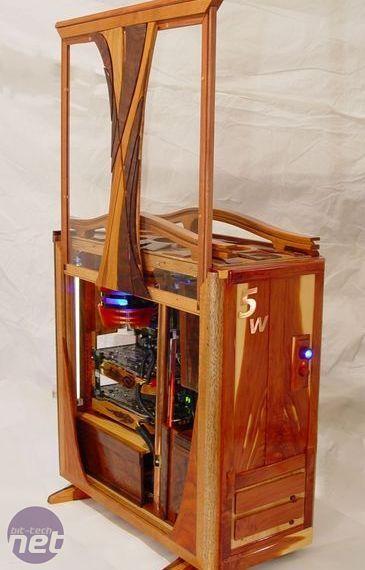 Wooden Pc Case 2 Wood Computer Case Wooden Case Pc Cases