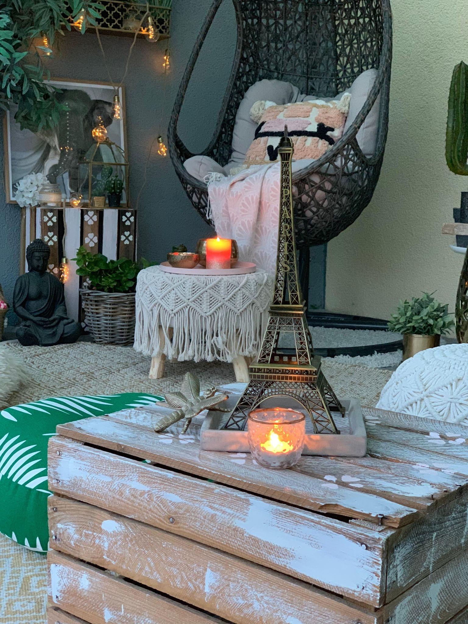 Details #paris #hängesessel #wintergarten #deko #boh...