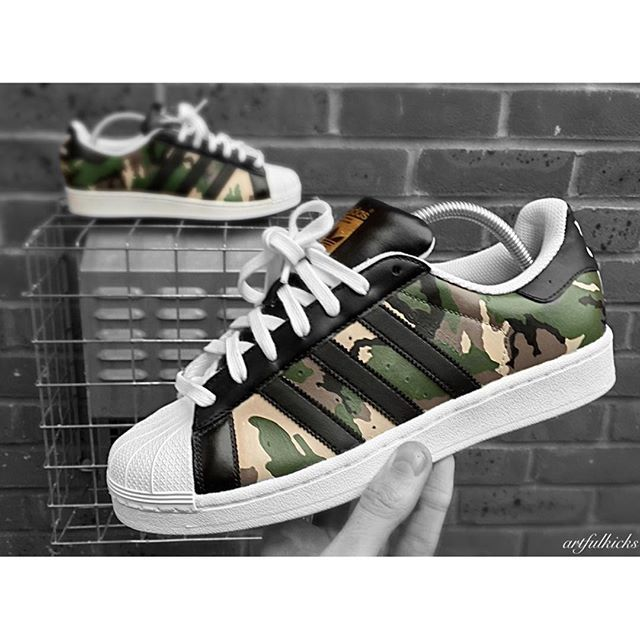 adidasshoes$29 on in 2019 | Shoes | Adidas superstar camo