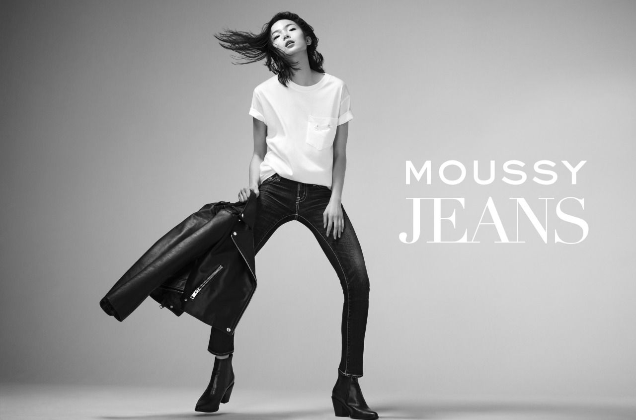 """ Moussy Jeans SS15 """